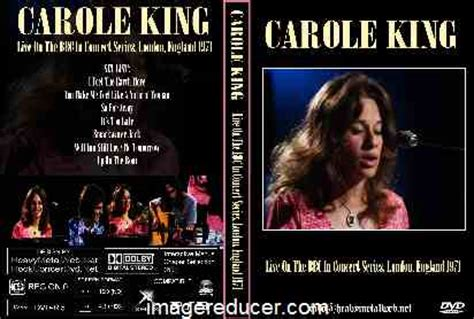 Carole King A Place To Live Lyrics Carole King Live On The In Concert Series 1971 Dvd