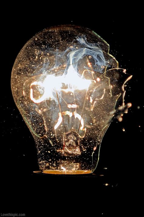 Busted Light by Broken Lightbulb Pictures Photos And Images For