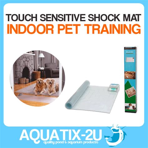 Shock Mat For Cats by Electronic Static Shock Mat Pet Correction Aid