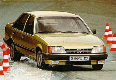 opel rekord 1985 1985 opel rekord photos informations articles