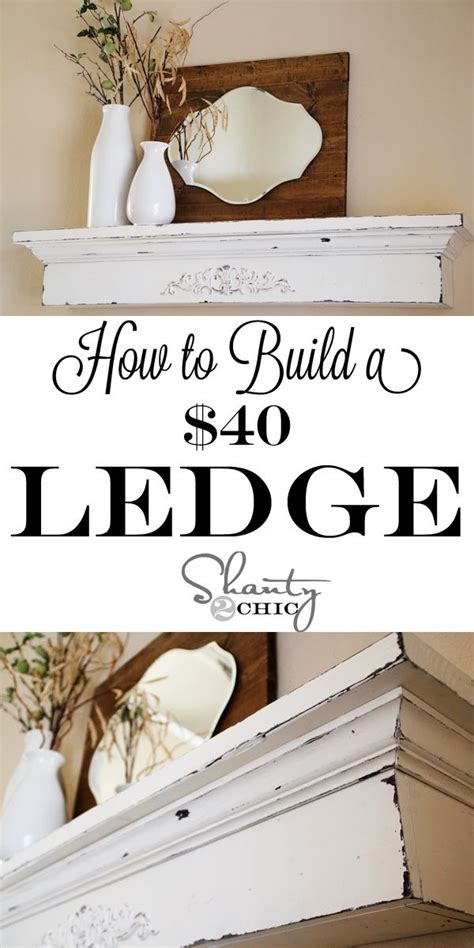 How To Build A Simple Shelf by Floating Mantel Shelf Plans Woodworking Projects Plans