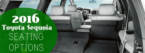 2016 toyota sequoia captains chairs does the toyota sequoia captain s chairs