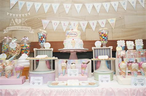 pastel buffet olivia s pastel themed 1st birthday