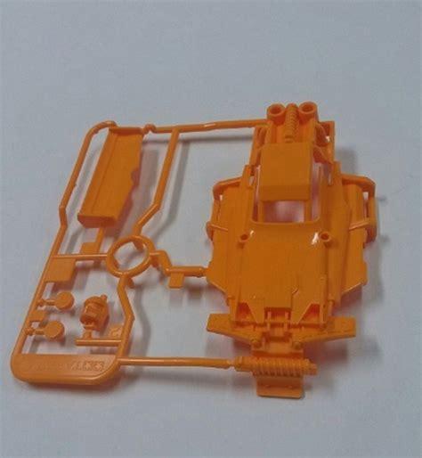 Tamiya Mini 4wd G2 Gear Orange orange set for 18624 hotshot junior tamiya