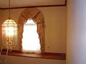 Cascade Drapes Candlelier Window Creations Swagvalances