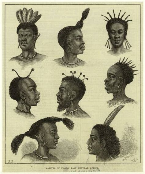 african hairstyles and slave 10 time periods depict changing hairstyles of black women
