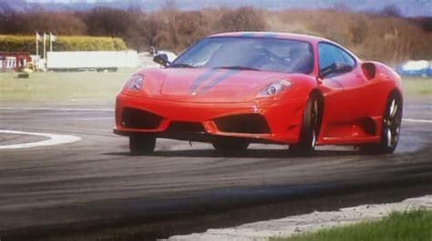 430 top gear imcdb org f430 scuderia in quot top gear 2002 2015 quot