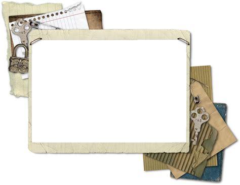 Paper Frames - freebie frames hg designs