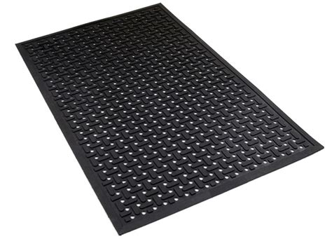 Rubber Mat by Drainage Rubber Mats Are Outdoor Rubber Mats By American