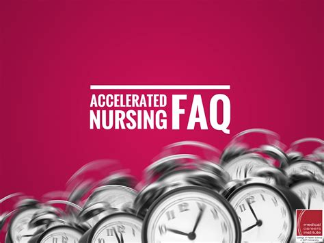1 Year Accelerated Bsn Programs - accelerated nursing programs faq what you need to