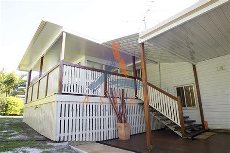 Dream Decks brisbane amp ipswich high level timber decking deck