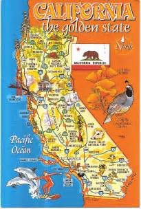 california map golden state california lovely letters postcards for maryam