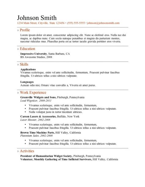 free resume templates no best resume templates cv layout free calendar template