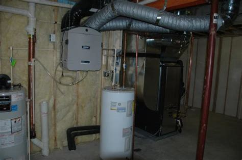 Geothermal Plumbing by Completed Downstairs And Geothermal Plumbing Middleton