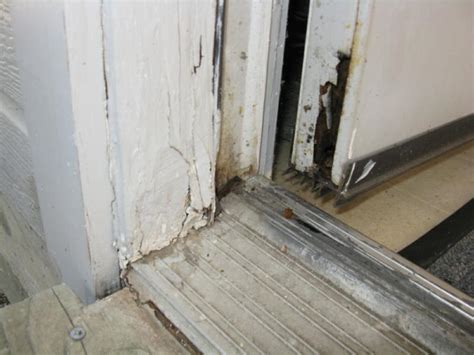 Install Exterior Door Threshold Replace An Exterior Door Threshold All Design Doors Ideas