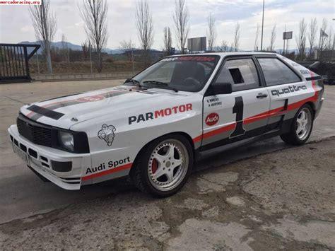 audi rally audi ur quattro a2 1982 rally car venta de veh 237 culos y