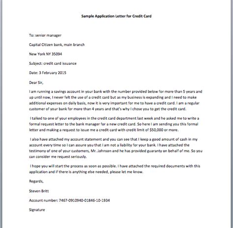 Letter To Block Credit Card Admin Page 3 Smart Letters