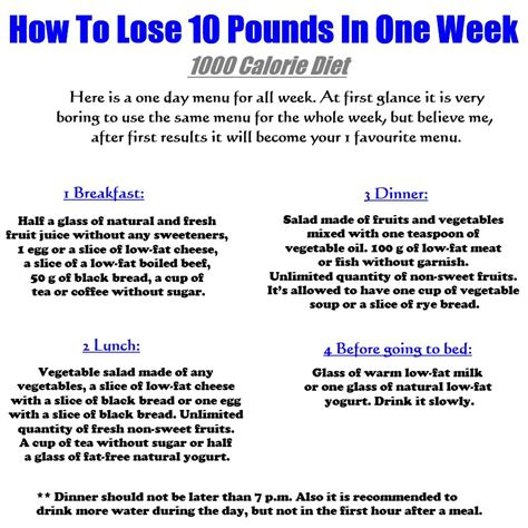 How To Lose 11 Pounds In A Week Without Starving To by 3 Weeks Results Diet 187 Pelicandistrict Org