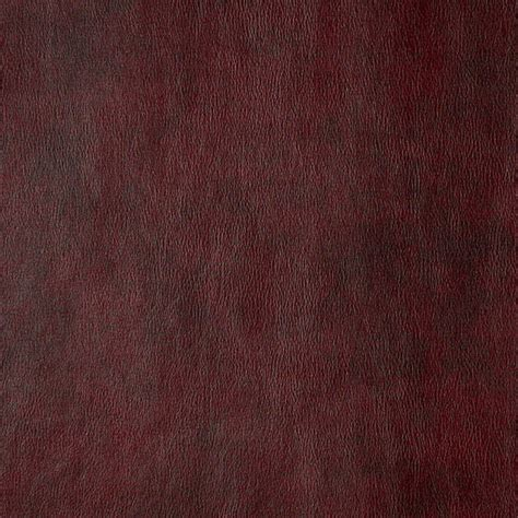 Dark Burgundy Upholstery Recycled Leather By The Yard