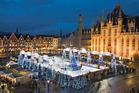 winter wonderland bruges london evening standard