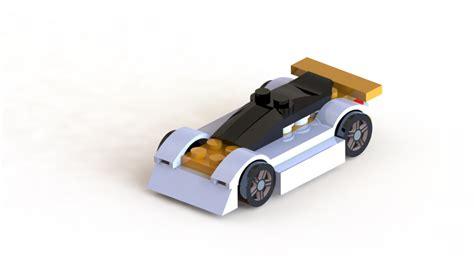 solidworks tutorial lego car lego race car stl solidworks 3d cad model grabcad