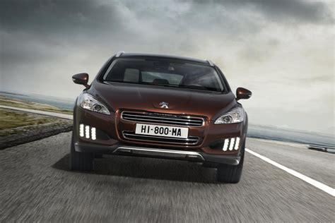 peugeot diesel 2012 peugeot 508 rxh diesel hybrid revealed ahead of 2011