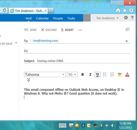 Office 365 Mail Offline Offline Web Mail In New Office 365 And Exchange 2013