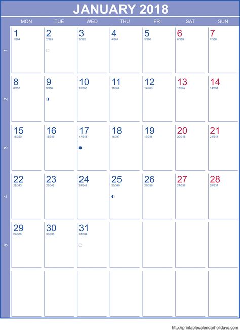 february 2018 calendars for word excel pdf