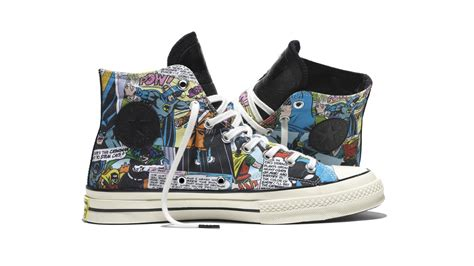 Converse Comic Batman Series converse chuck 70 dc comics batman collection