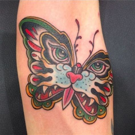 tiger butterfly tattoo designs best 25 tiger butterfly ideas on