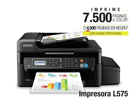 Tinta Epson L385 Multifuncion Tinta Continua Epson L555 Guayaquil