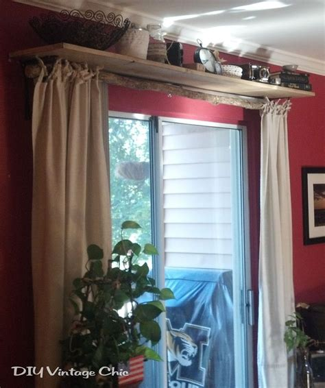 curtains above window 25 best ideas about rustic window treatments on pinterest