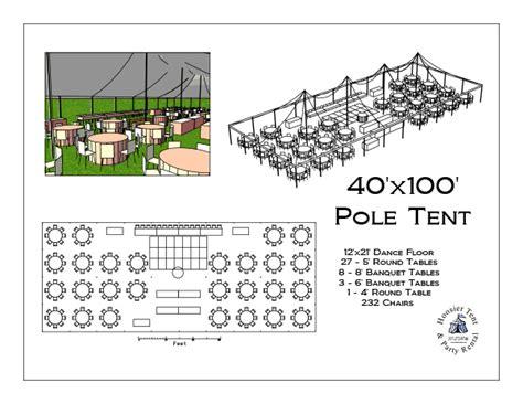 Floor Plan To 3d Software For Website party planner hoosier tent amp party rentals