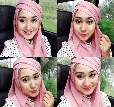 tutorial pashmina silang cara pakai pashmina silang tutorial pashmina by anita scarf