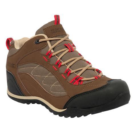 lightweight hiking shoes regatta eastmoor mid womens lightweight walking hiking
