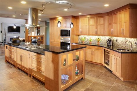 kitchen floor and counter tops with pine cabinets kitchen nice kitchen cabinet design vanityset info