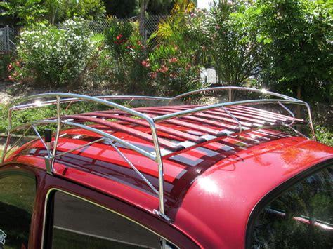 Vw California Roof Rack by Vw Roof Racks Vw Decklid Racks Jbugs