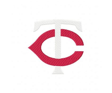 embroidery pattern logo minnesota twins 5 logos machine embroidery design for