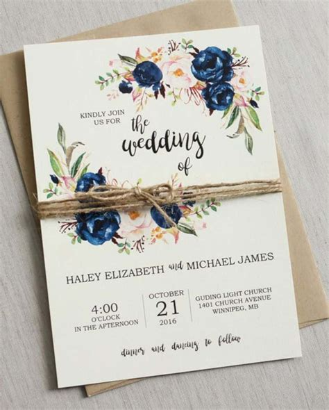 16 beautiful wedding invitation ideas design listicle