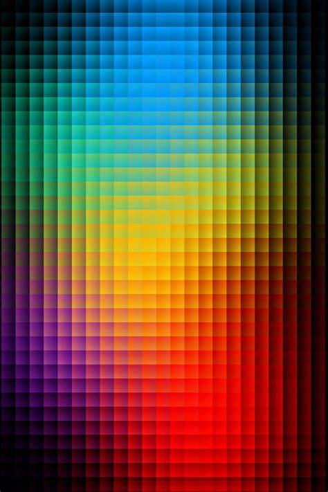 wallpaper iphone 5 rainbow blurred color pixels iphone wallpaper rainbow is my