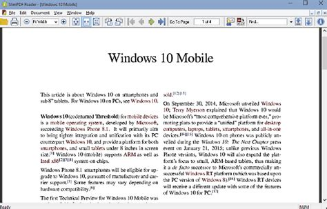 multi format ebook reader for windows 5 best pdf readers for windows 10