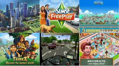 best simulation games best simulation games for android androidbean