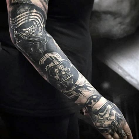 badass sleeve tattoos for men 100 wars tattoos for masculine ink design ideas