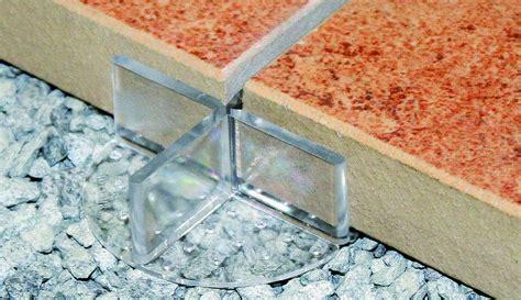 keramikplatten in splitt verlegen 3 mm fugenkreuz gutjahr erleichtert lose verlegung