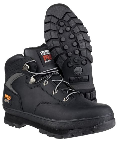 Sepatu Boots Safety Timberland Stormbuck Black timberland pro new hiker safety boots