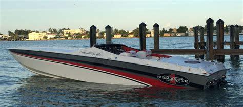 cigarette boats for sale lip ship performance cigarette racing team