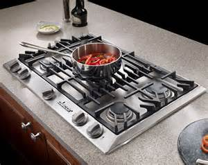 new dacor gas cooktop