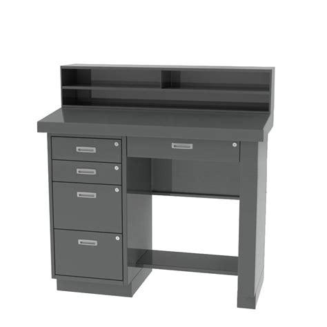 shop desks by size cb 1200 shop desk workspacesandstorage com