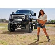 Country Girls And Trucks  Off Road Wheels