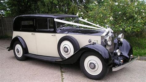 vintage rolls royce cars vintage wedding cars for hire newhairstylesformen2014 com